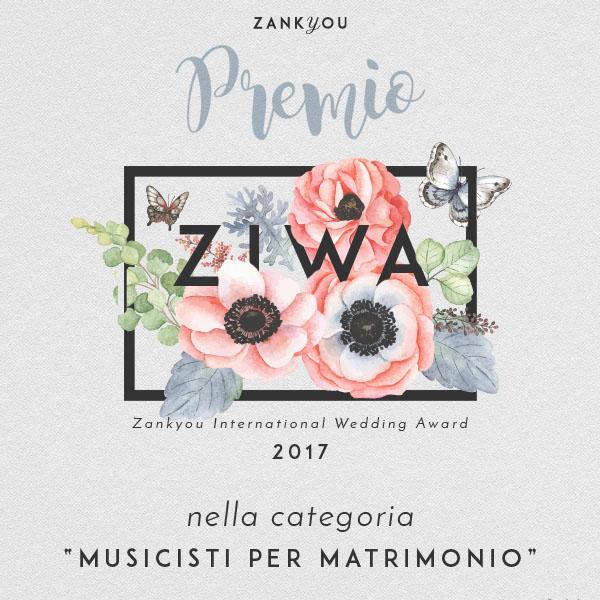 Premio ZIWA The Quartet